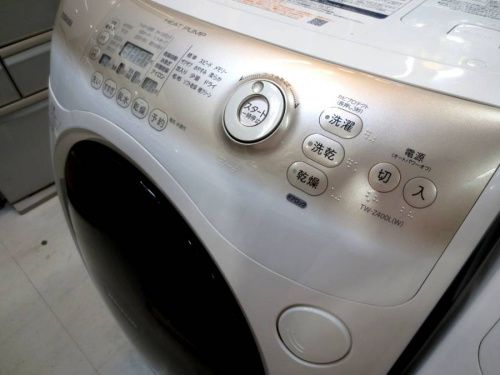 生活家電・家事家電の中古洗濯機