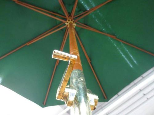 ガーデンテーブルの横浜