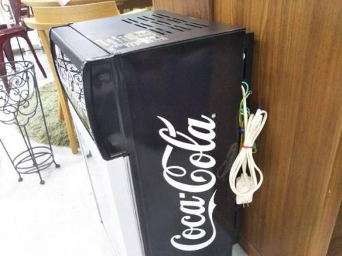 コカコーラのインテリア