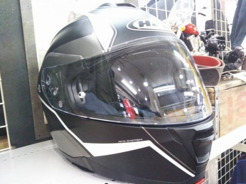 ヘルメットのHJC