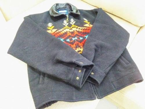 ブランド古着のウールジャケット