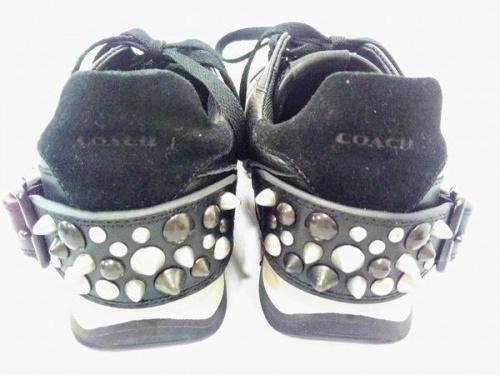 COACHのスニーカー