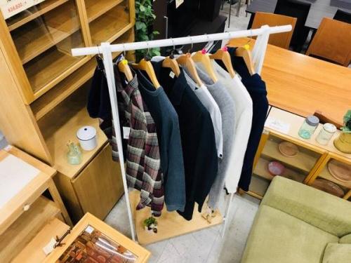 メンズファッションの横浜