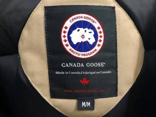 カナダグース (CANADA GOOSE)の横浜