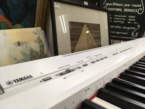 電子ピアノの横浜