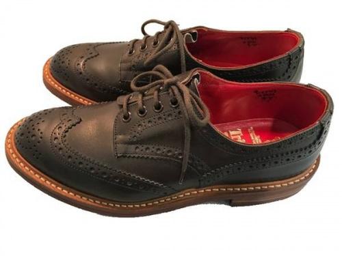 TRICKER'Sの靴