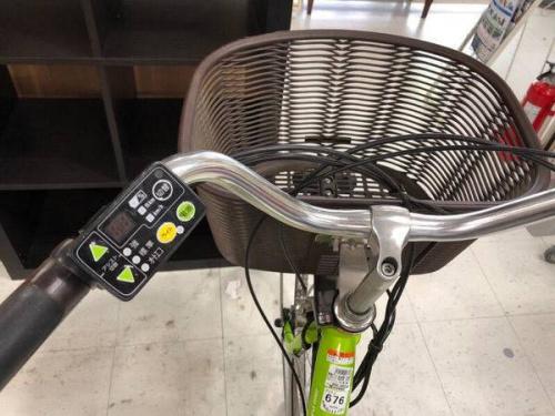 自転車のヤマハ