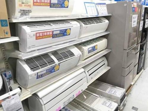 横浜 中古エアコンの格安エアコン