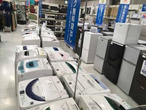 横浜川崎中古家電 情報の横浜 中古洗濯機