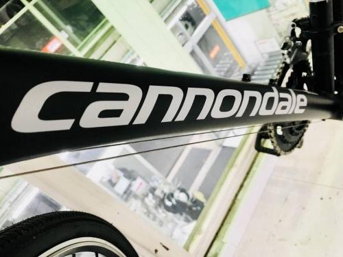 自転車のキャノンデール