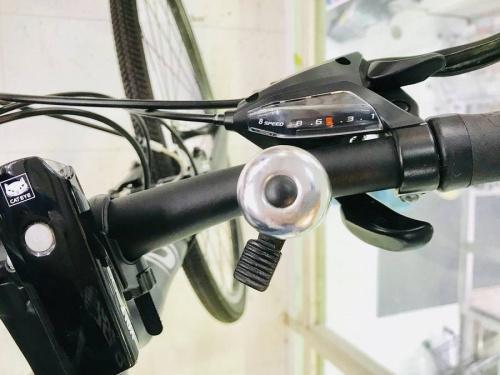 キャノンデールのクロスバイク
