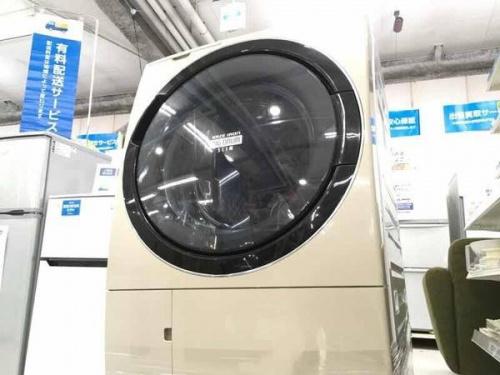 生活家電の中古 ドラム式 洗濯機