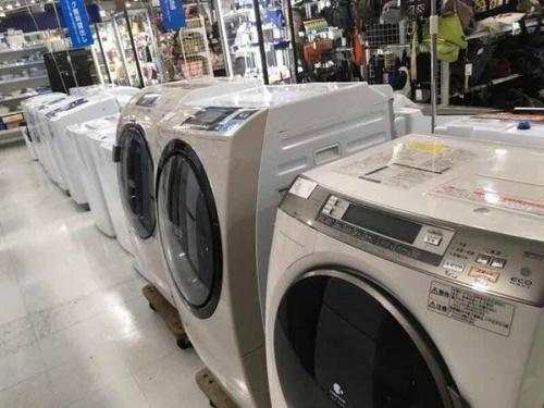 横浜 中古洗濯機