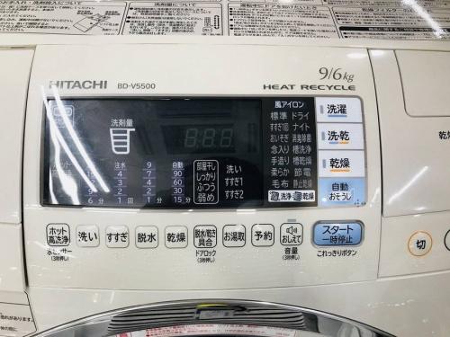横浜 中古洗濯機の中古家電