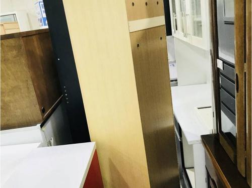 カップボード・食器棚の無印