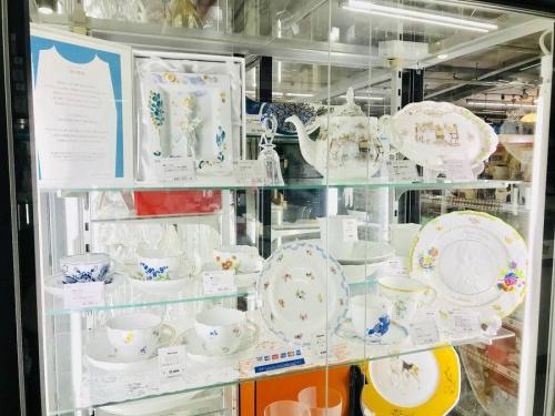 洋食器の横浜 ブランド食器