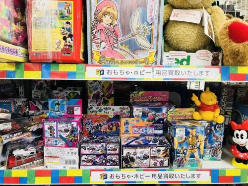 横浜 中古ホビーの買取 おもちゃ