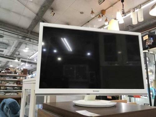 デジタル家電のテレビ 24インチ