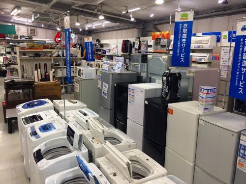 生活家電 横浜青葉