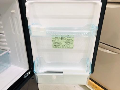 冷蔵庫のユーイング