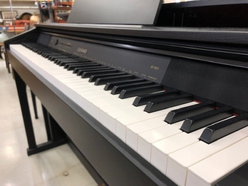 電子ピアノのCASIO カシオ