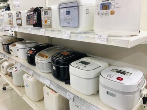 冷蔵庫 洗濯機 液晶テレビ 炊飯器 電子レンジの横浜 川崎 中古家電 リサイクル