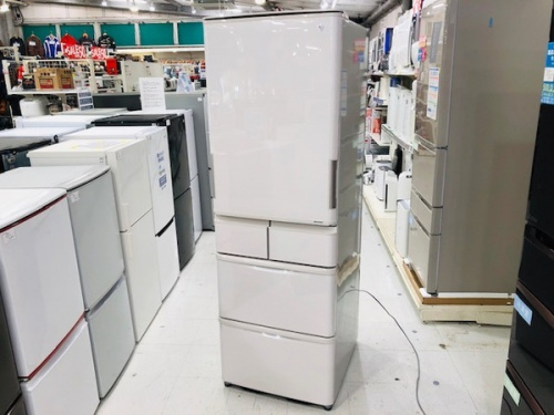 生活家電の冷蔵庫 大型冷蔵庫
