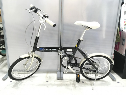 スポーツ用品の自転車 ブリジストン 中古 スバル
