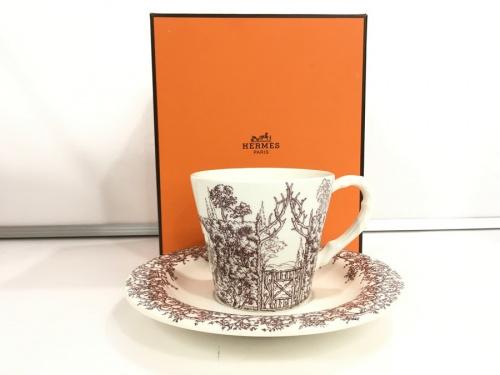 雑貨の洋食器 HERMES エルメス マグカップ