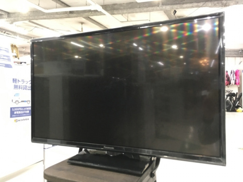 デジタル家電のテレビ 中古 Panasonic パナソニック
