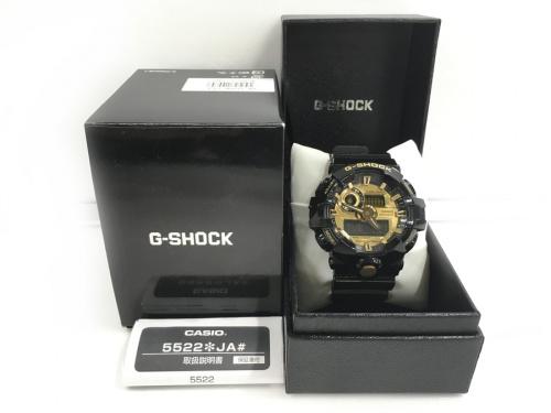 腕時計 CASIO G-SHOCK 中古の川崎 青葉 世田谷 鶴見 横浜 腕時計 中古 買取