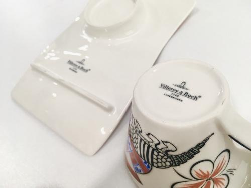 洋食器 ビレロイ&ボッホ Villeroy&Bochの川崎 青葉 世田谷 鶴見 横浜 中古 洋食器 ブランド食器