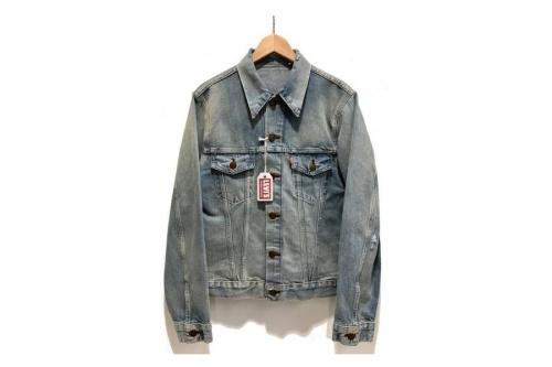 メンズファッションのジャケット デニムジャケット 中古 リーバイス