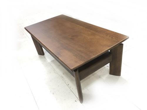 家具のカリモク ローテーブル 中古