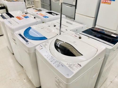 洗濯機の引越