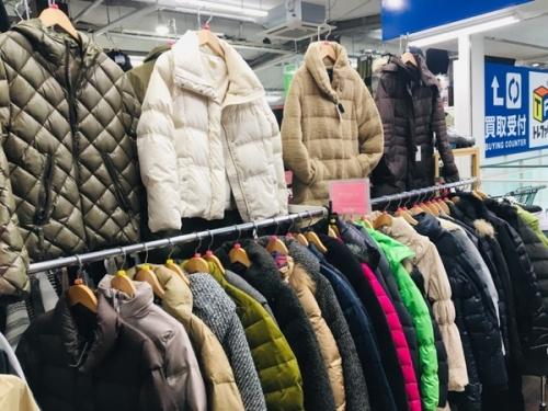 メンズファッションの冬物