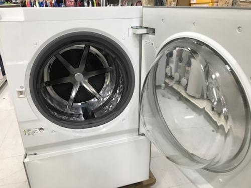 洗濯乾燥機の川崎 青葉 世田谷 鶴見 横浜 中古 ドラム式洗濯乾燥機