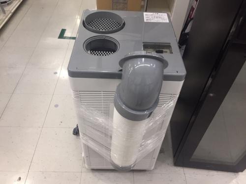 エアコンのスポットクーラー
