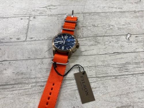 腕時計のFILSON