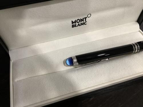 モンブランのMONTBLANC