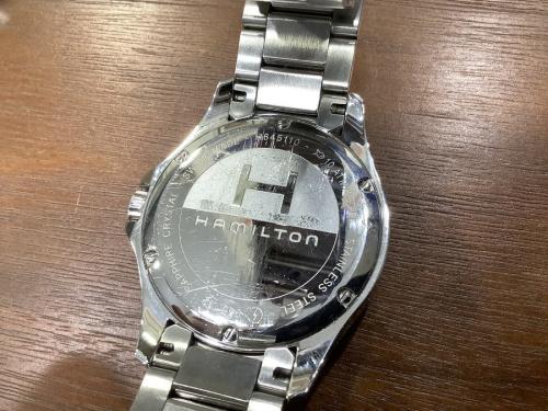 カーキの横浜川崎中古腕時計情報