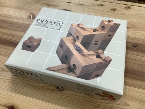 ホビー用品の木製ブロック
