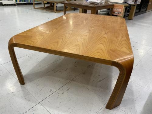 センターテーブルの天童木工