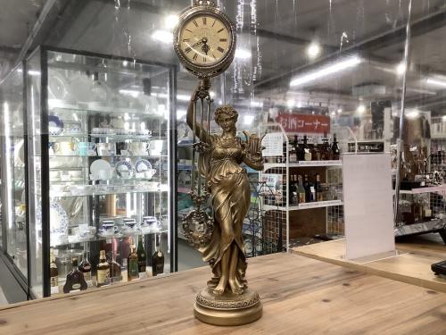ヴィーナス 時計の振り子時計