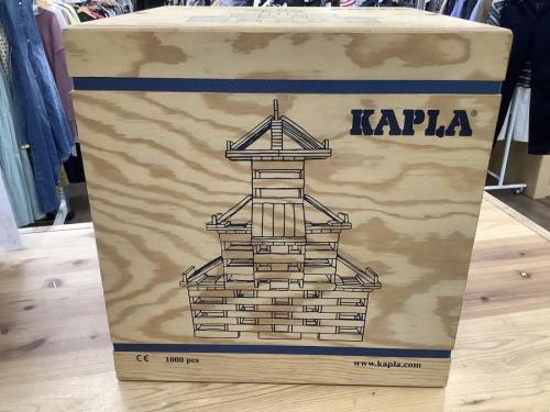 KAPLA(カプラ)の積み木
