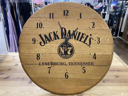バレルヘッド時計のJACK DANIEL'S