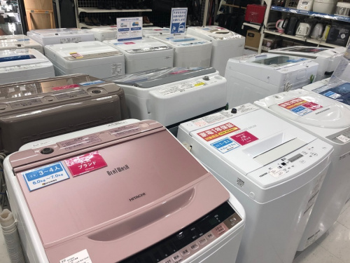 横浜 洗濯機 売りたいの横浜川崎中古家電 買取