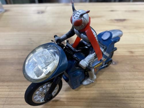 仮面ライダー フィギュアの仮面ライダースーパー1