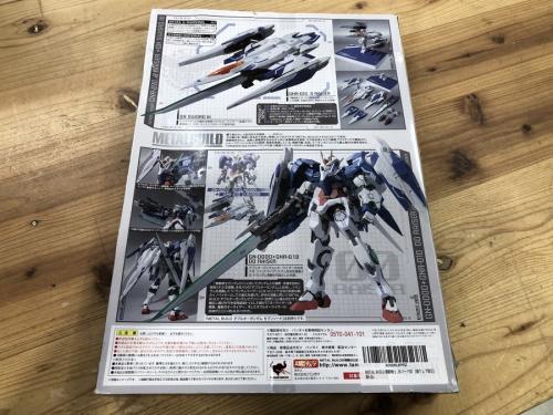 ガンダムのMETAL BUILD オーライザー + GNソードⅢ