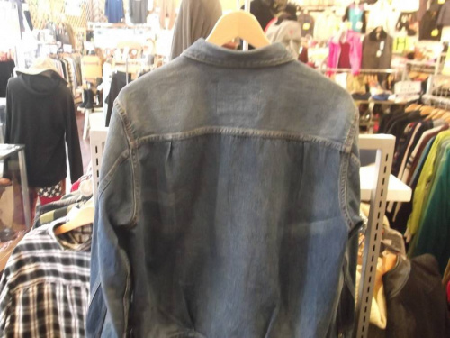 ウィズ リミテッドのデニムジャケット